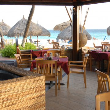 Treat MOM to a wonderful Champagne brunch with the spectacular view of Punta Brabo beach