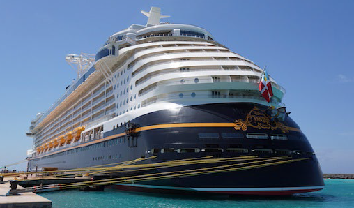 Disney Cruise Line Arrives to Aruba in 2017
