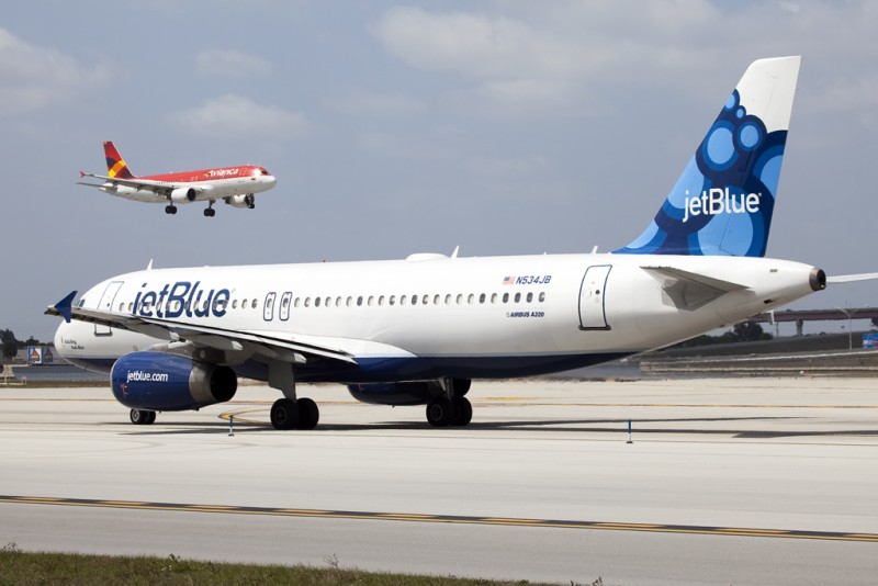 JetBlue's new flights to Aruba from Ft. Lauderdale