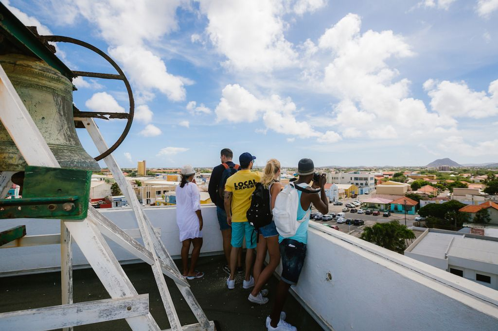 Aruba Downtown Walking Tours Officially Launched