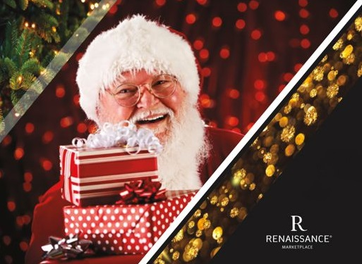 Christmas Starts This Saturday at the Renaissance Marketplace