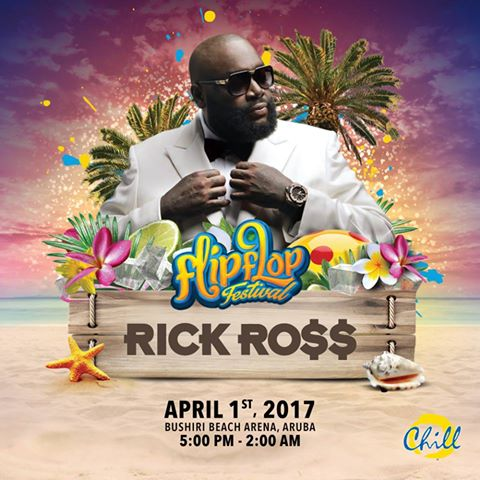 Aruba's Flip Flop Festival 2017 Announces Latest Headliner!