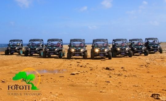 Experience A Thrilling UTV Adventure with Fofoti Tours