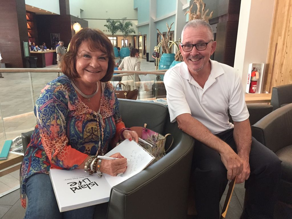 Starbucks Hosts Coffee Tasting with Book Signing by Rona Coster