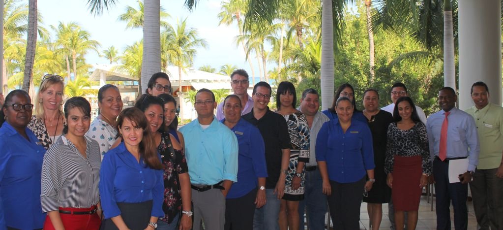Hilton Aruba Caribbean Resort & Casino Reaches Out to Local Business Community