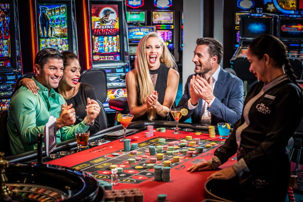 The Casino at the Hilton Aruba Introduces New Slot Machines and December  Program | VisitAruba News