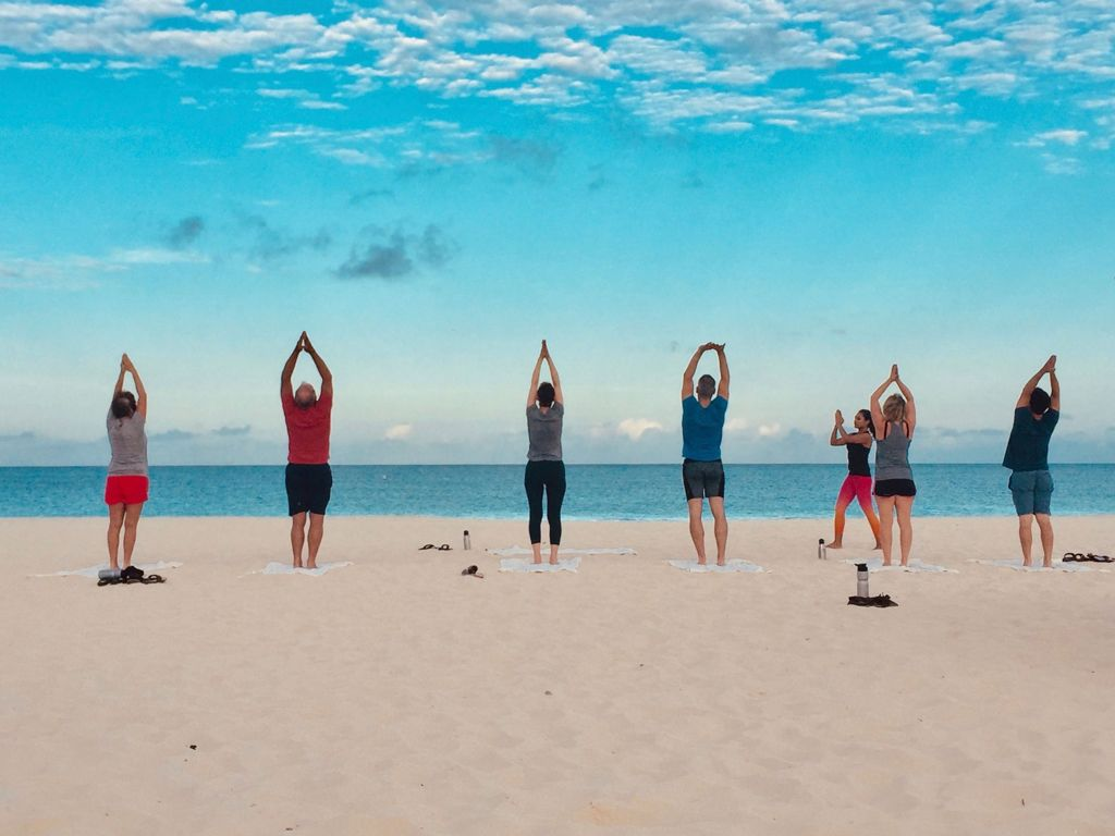Caribbean's First Healthy Hour, New Complimentary Wellness Activities Introduced at Top Aruba Hotel