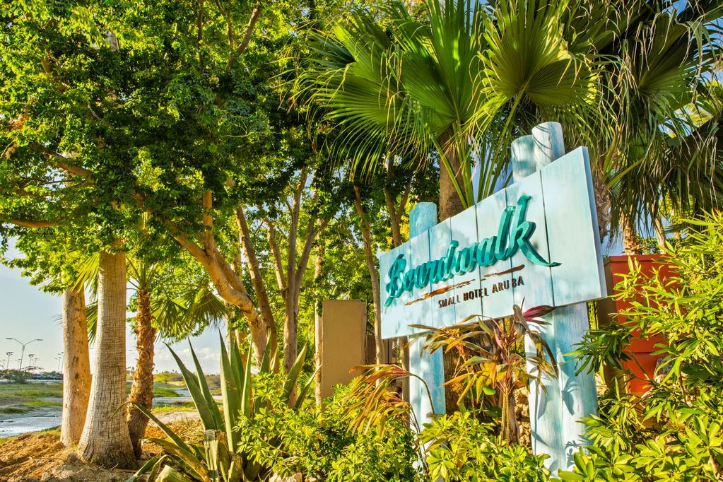Boardwalk Hotel Aruba in Top 25 Hotels Best Service in Caribbean for 4th Consecutive Year