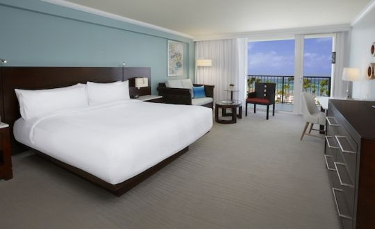 Aruba Marriott Resort Launch Newly Refreshed Guest Rooms