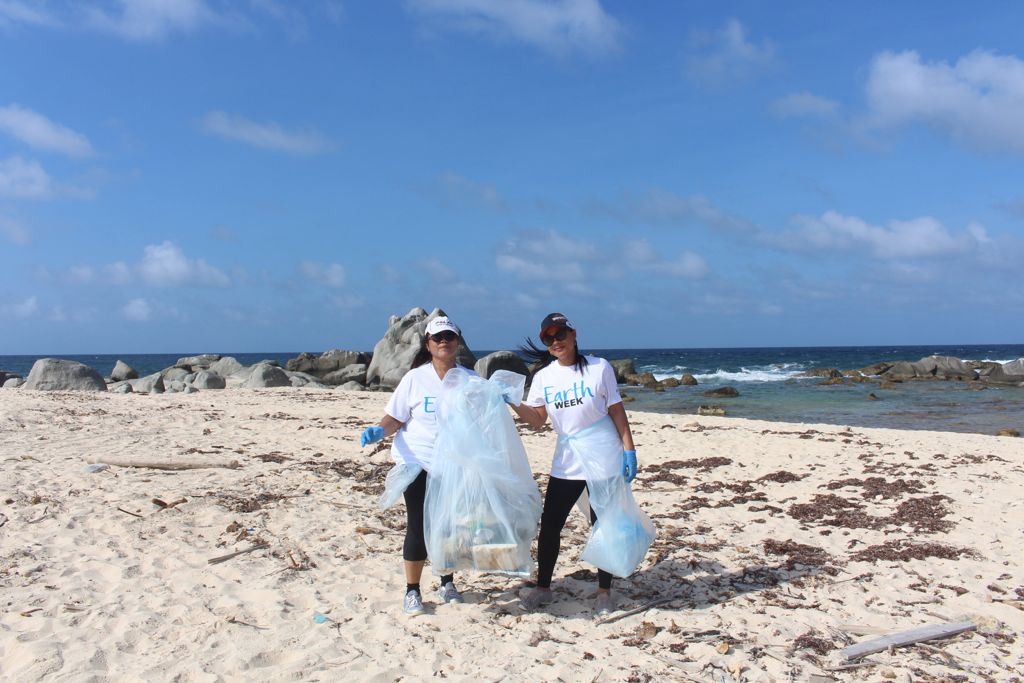 The Hilton Aruba Caribbean Resort & Casino Conducts a Series of Activities for Earth Week