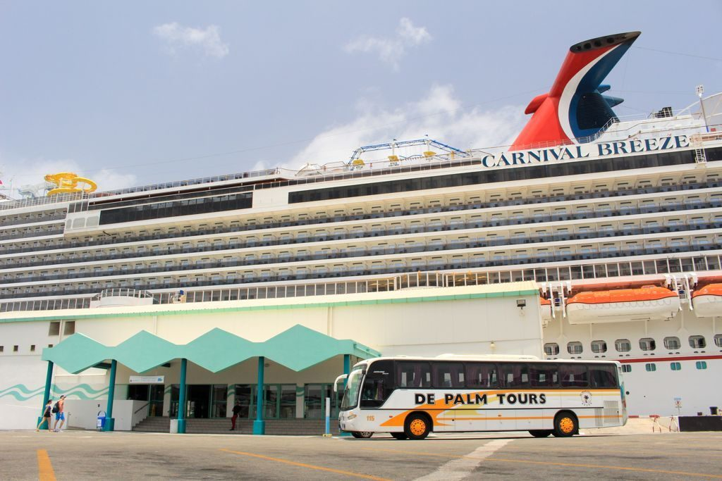 Carnival Cruise Line Awards De Palm Tours as Leading Tour Operator