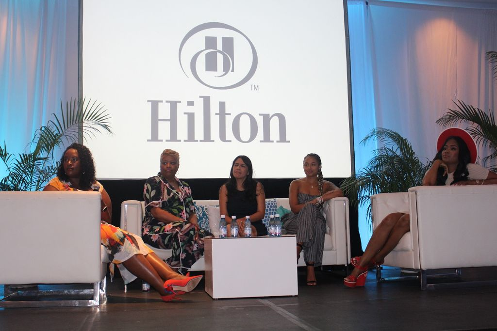 SBMF2018 and Hilton Hotels & Resorts host Jet Set with Purpose Brunch