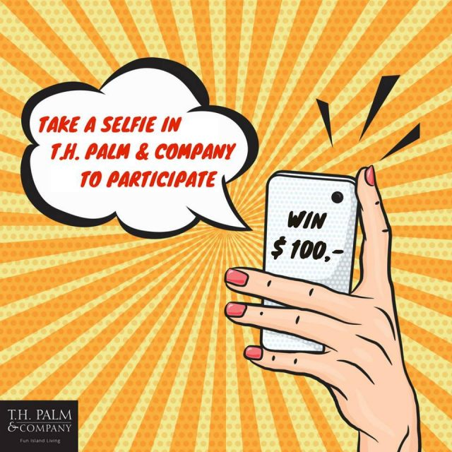 T-H-Palm-and-Company-Fathers-Day-2018-Campaign-FB--Contest-Win-one-hundred-dollar-gift-certificate-take-a-selfie-inside-the-store-and-share-to-FB-Aruba-CaribMedia