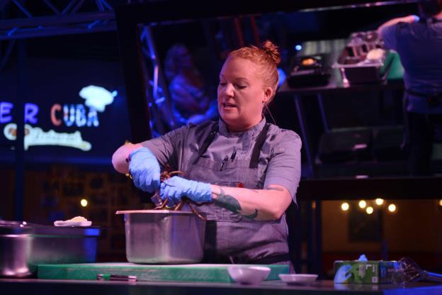 Divi & Tamarijn Aruba All Inclusives Welcomes Celebrity Chef Tiffani Faison to Prepare and Host VIP Dinner