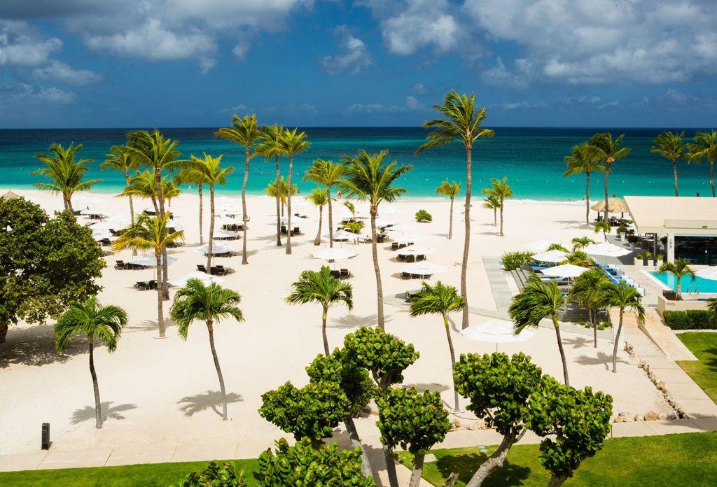 Bucuti & Tara Beach Resort Wins 2018 Condé Nast Traveler Readers' Choice Award