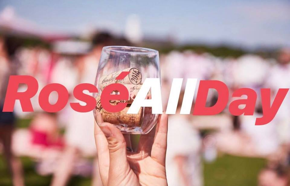 The second edition of 'Rosé All Day' will be on Renaissance Island