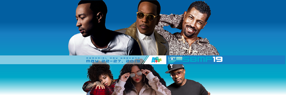 Aruba's Soul Beach Music Festival Adds New Artists to Lineup!