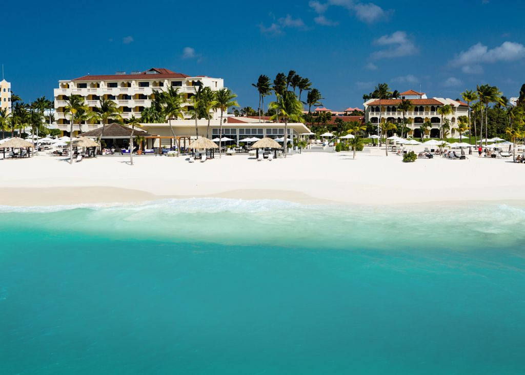 International Media Recognizes Aruba Resort for Best Vacation Experience