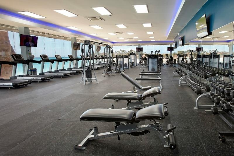 The Divi & Tamarijn Aruba All Inclusives Unveil A Fresh New Fitness Center