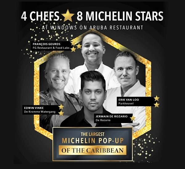 "The Divi & Tamarijn Aruba All Inclusives to Host Their First Culinary Week Including an ""8 Michelin Star"" Dinner of a Lifetime"