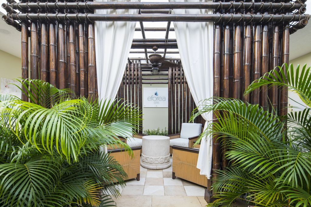 Celebrate Hilton's 100-year anniversary at eforea Spa