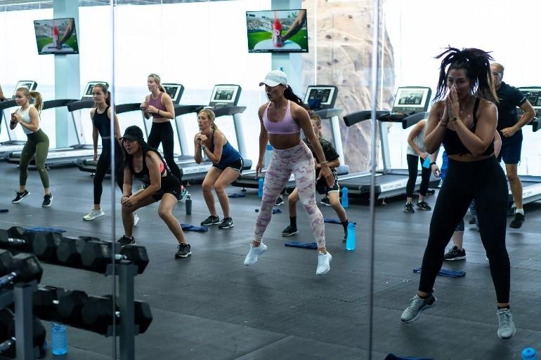 Divi & Tamarijn Aruba All Inclusives Welcomes Fitness Star Kelly Brabants