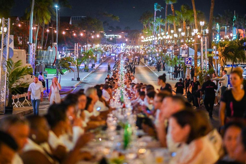 Wind Creek Hospitality and Renaissance Resort Host the 3rd Edition of Long Table Aruba