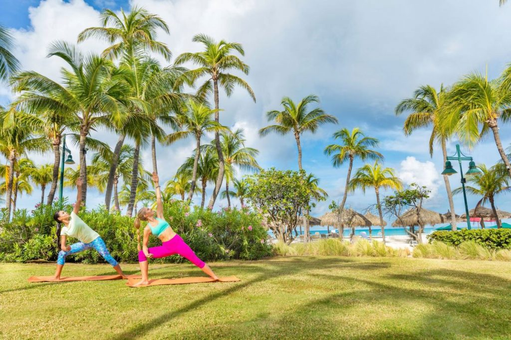 Hilton Aruba Highlights Health in June in Honor of Aloe Wellness Month