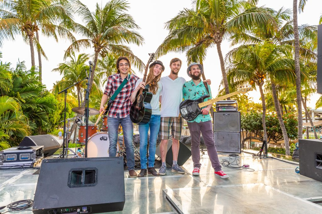 Sawyer Fredericks debuts at Hilton Aruba Caribbean Resort & Casino