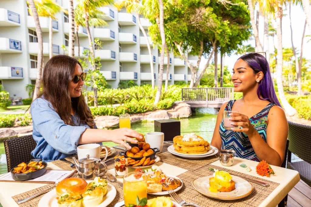 Don't Miss the Legacy Breakfast at Hilton's Laguna Restaurant
