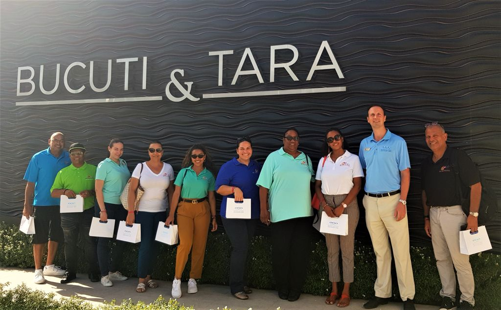 Bucuti & Tara Resort Hosts Tourism Corporation Bonaire to Discuss Sustainability Practices