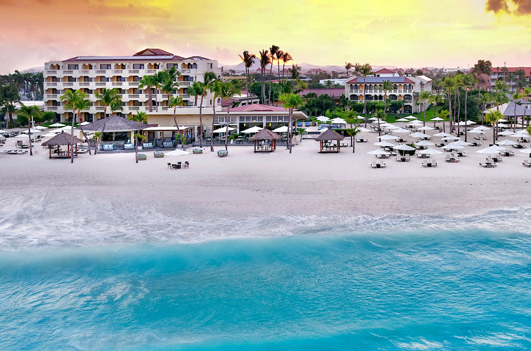 Bucuti & Tara Beach Resort Aruba First-ever to Earn Perfect Score from Green Globe