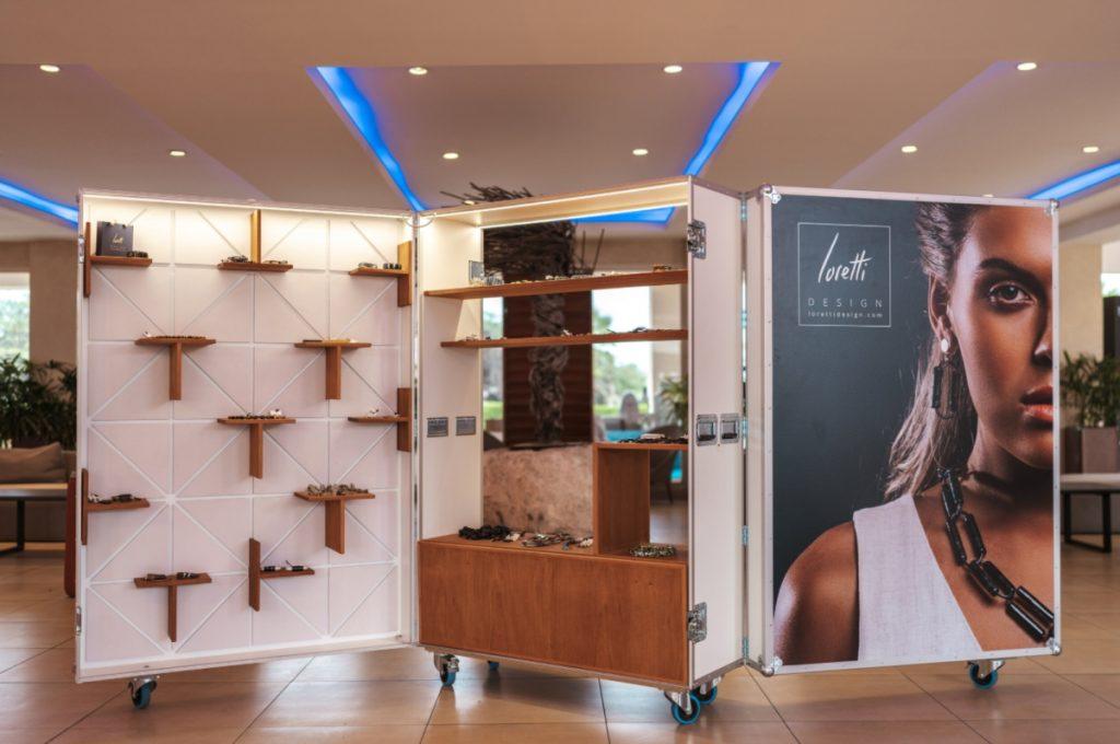 Loretti Design Launches Pop-up Gallery