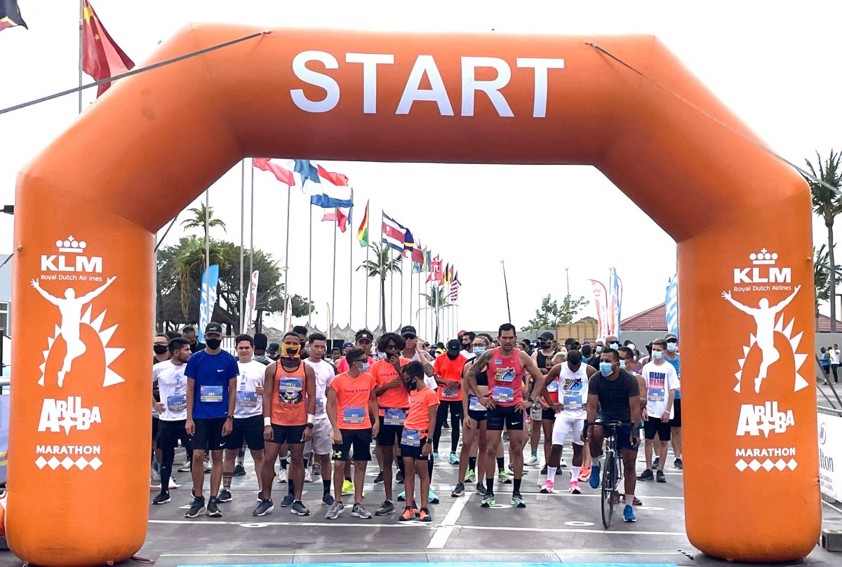 One Happy and Safe Marathon Concludes on Palm Beach