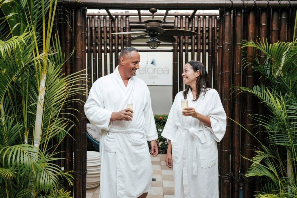 Discover Enhanced Tranquility of Body & Mind at EFOREA Spa