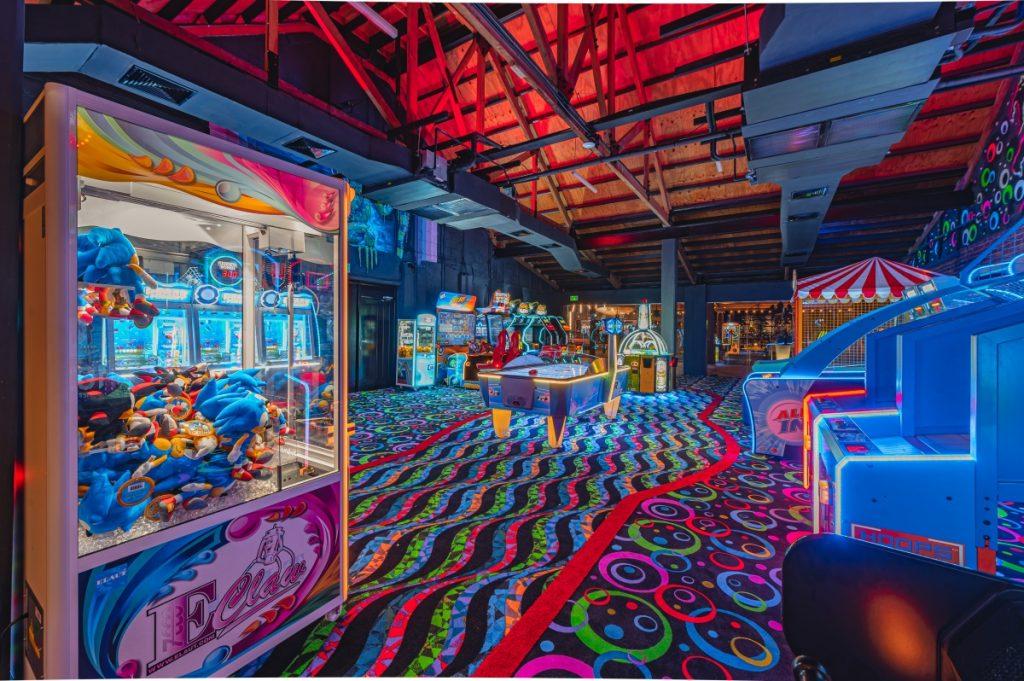 Arcade Aruba by Wind Creek is now open!