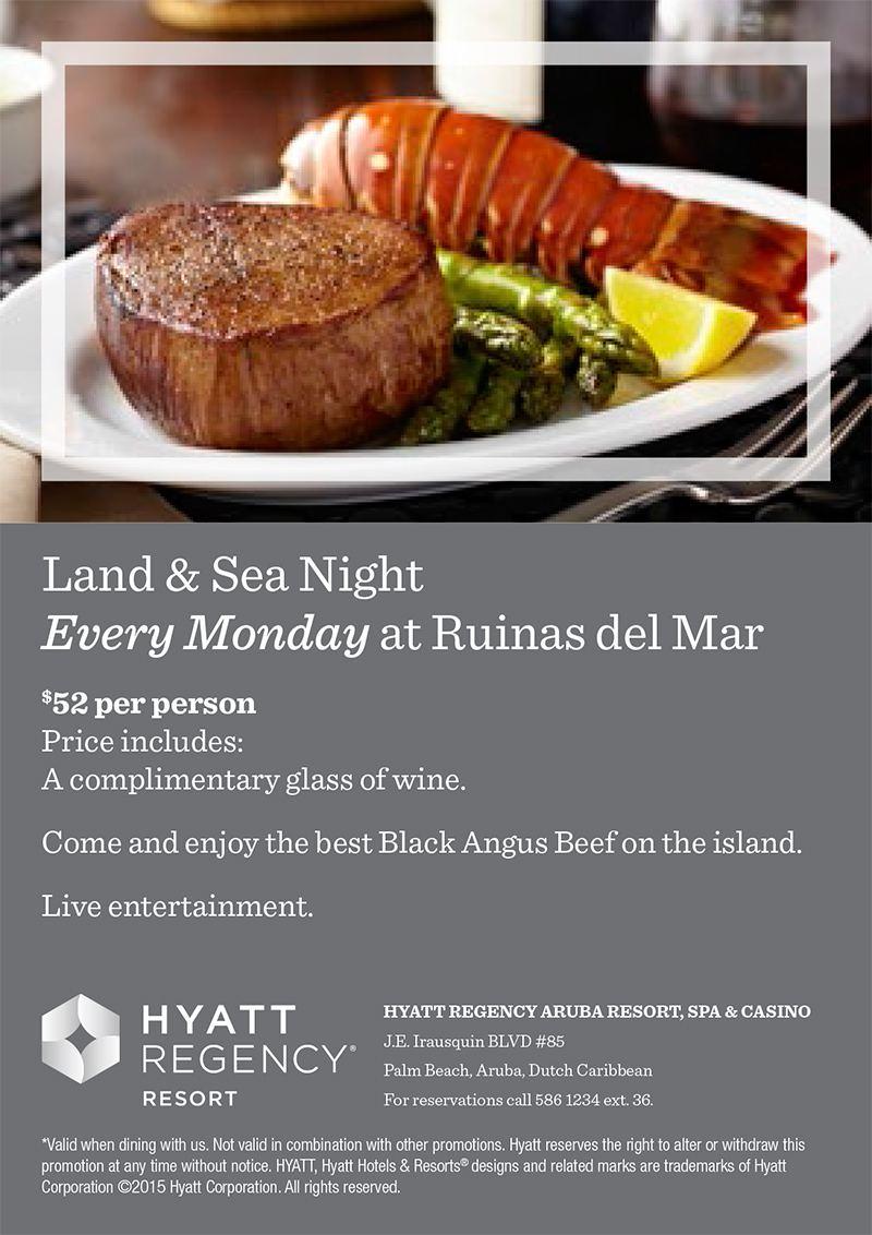 Aruba restaurants discount coupons