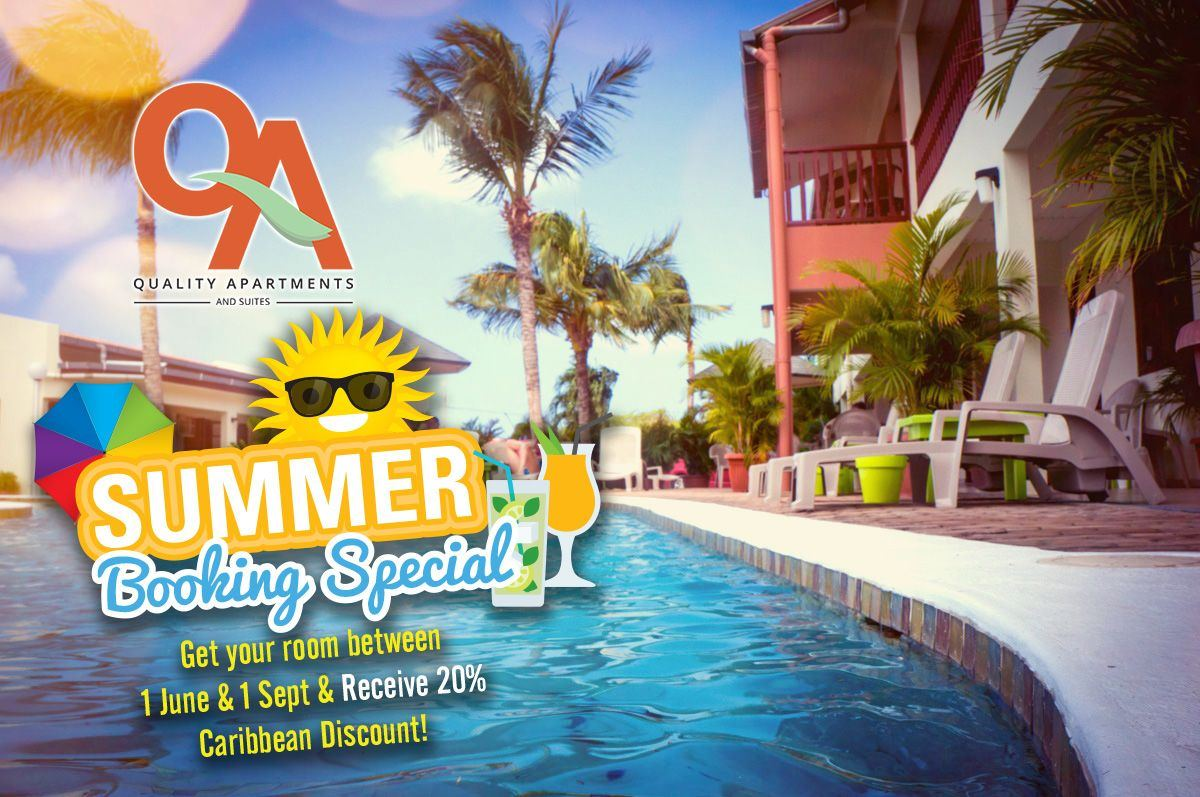 Quality Apartment's Summer Special