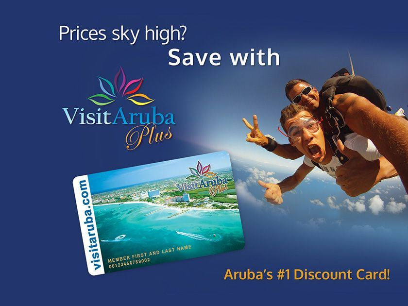 Visit Aruba Plus Card