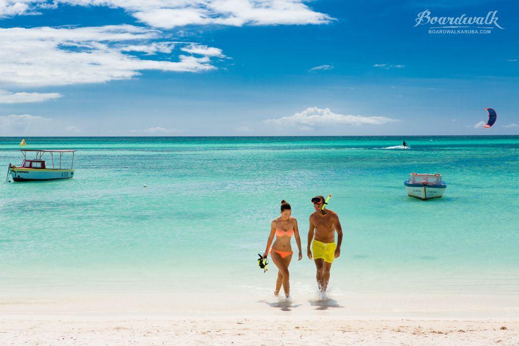 Boardwalk Small Hotel Aruba Romance Package Discount