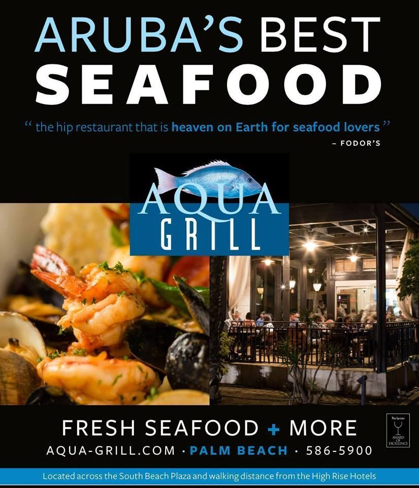 Aqua Grill's Early Bird Dinner Special