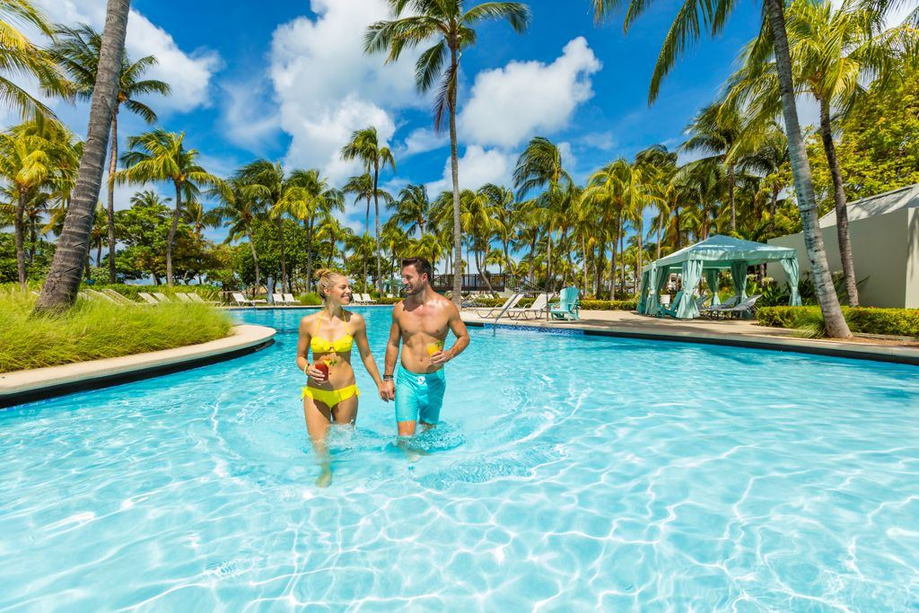 Hilton Aruba Resort's Celebration Package