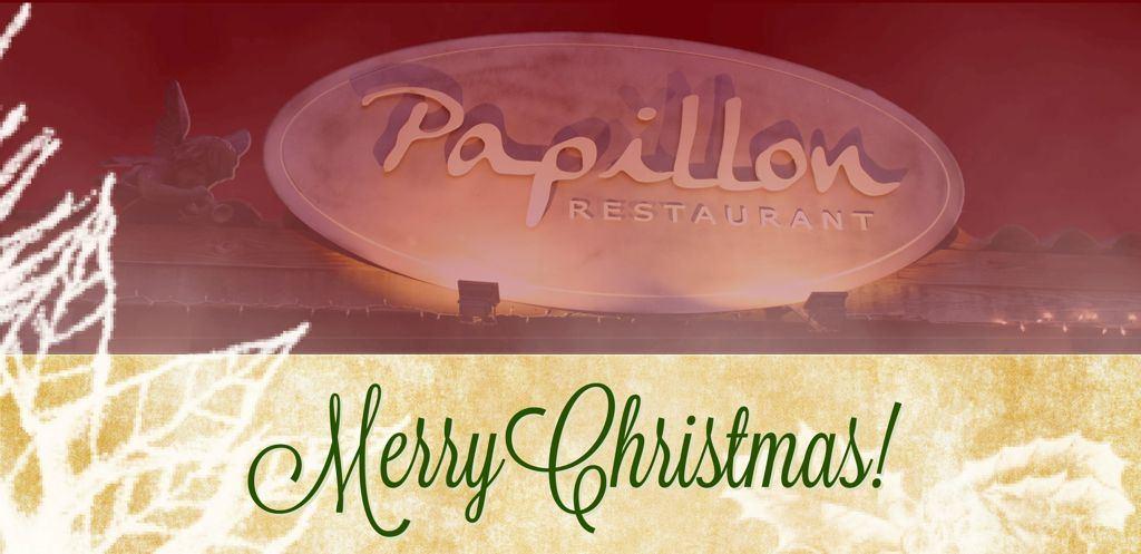 Christmas Dinner at Papillon