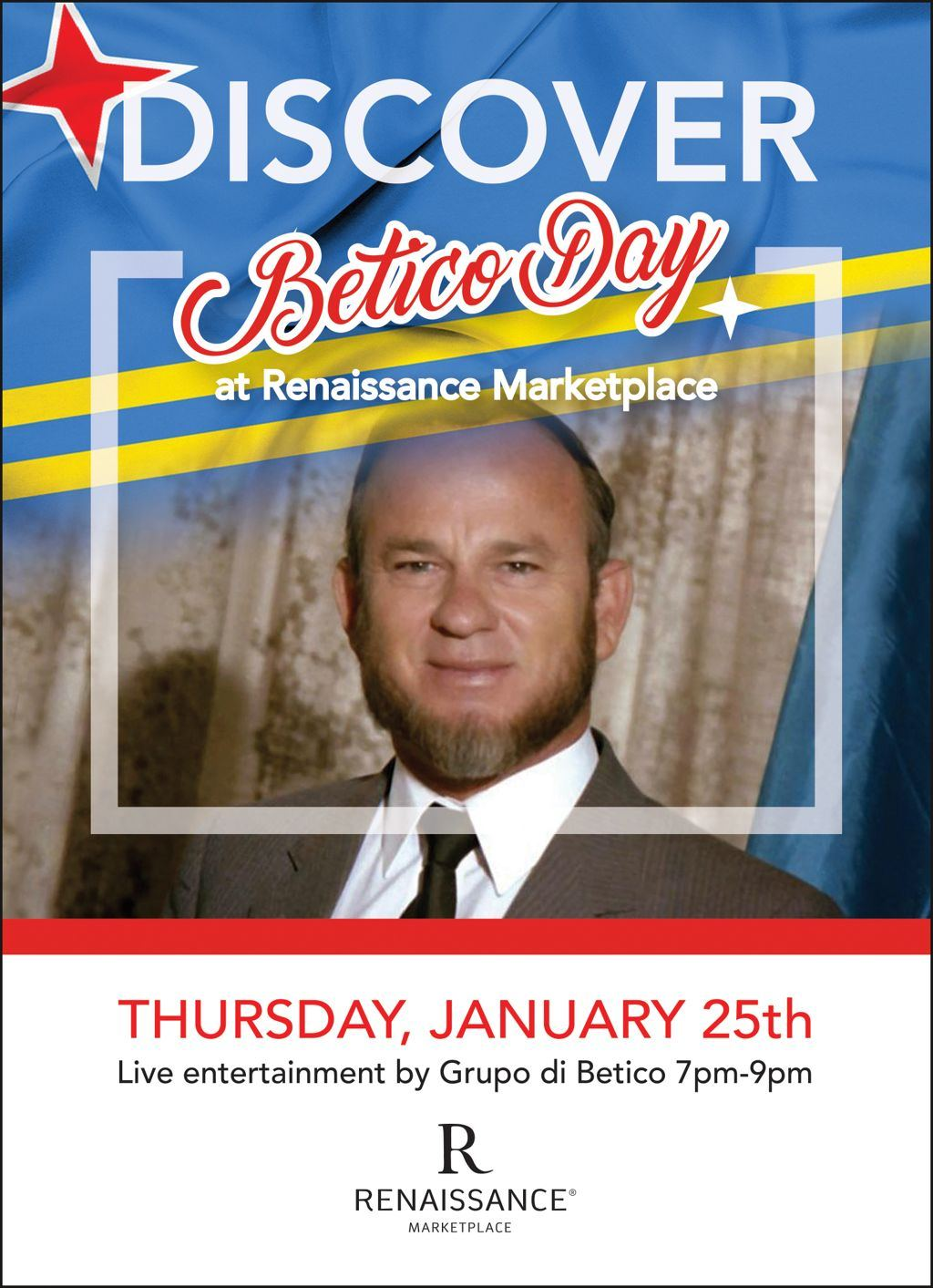 Betico Day at Renaissance Marketplace