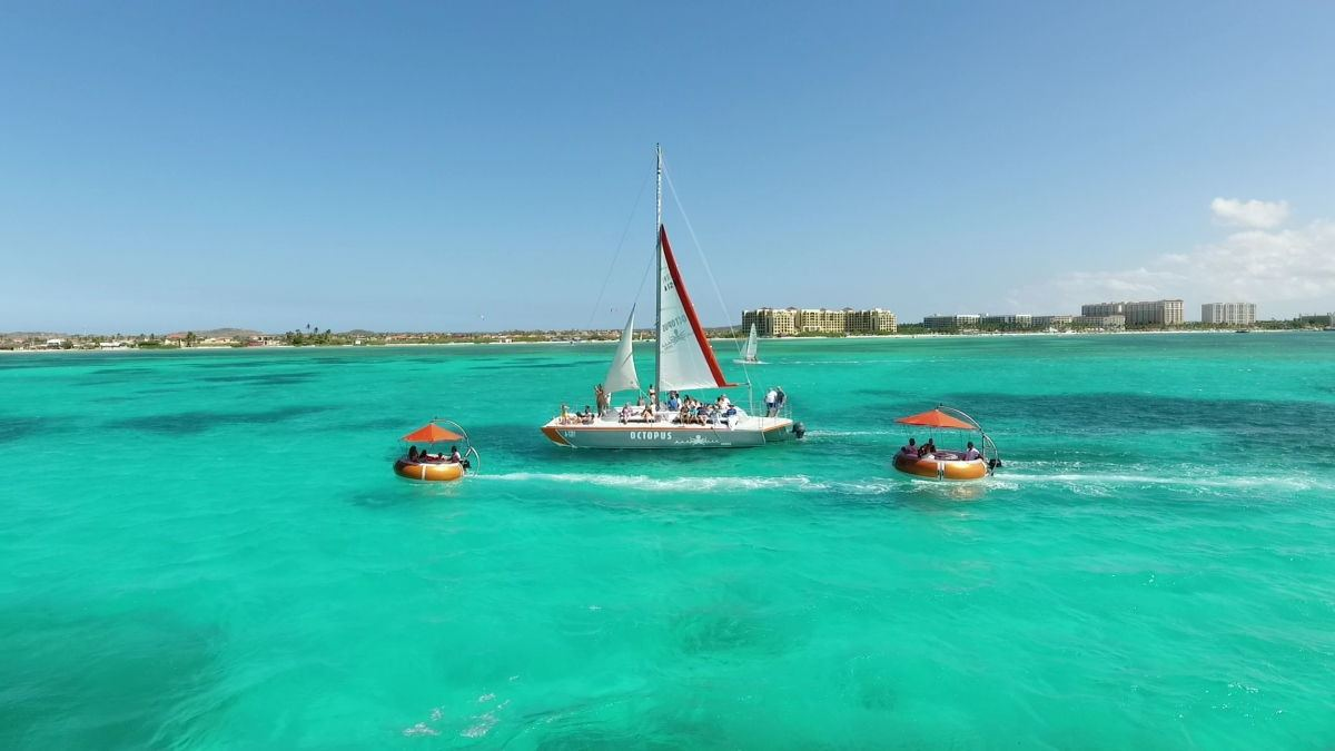 VisitAruba Plus Octopus Aruba Offer