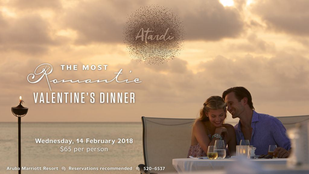 The Most Romantic Dinner at Atardi