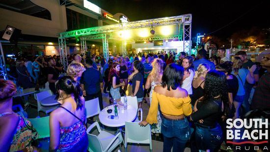 South Beach Aruba Bar Visitaruba Contact Location Info