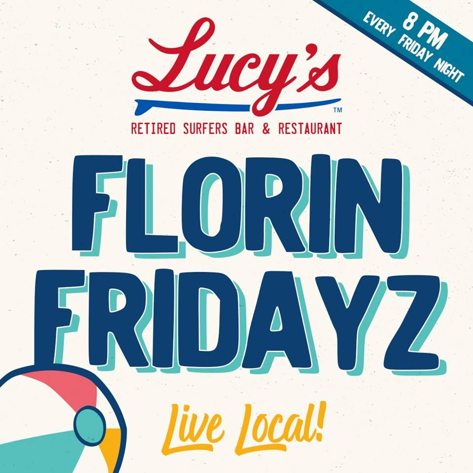 Florin Fridayz at Lucy's