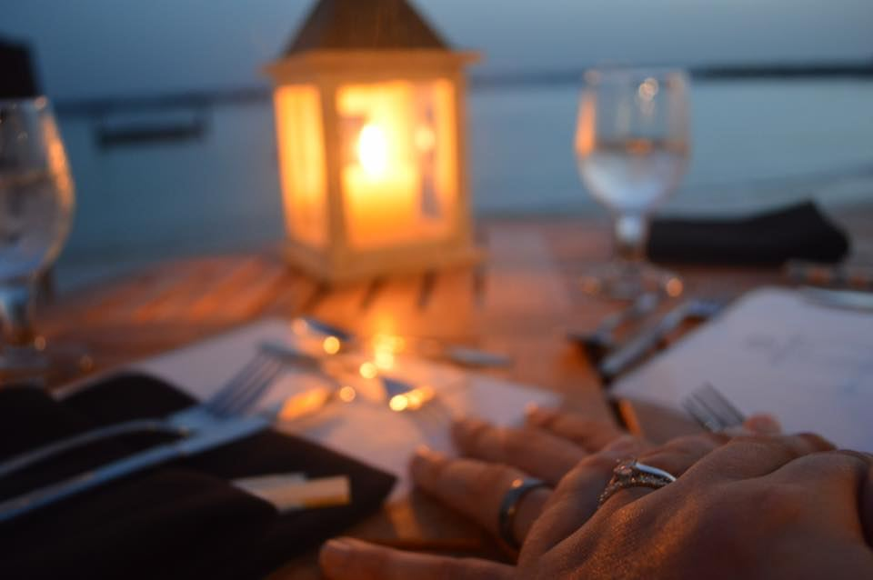 Valentine's Day Under The Stars at Renaissance Private Island