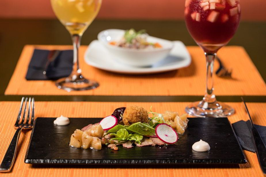 All You Can Taste Menu at The Restaurant at Tierra del Sol